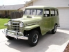 1953 Willys Station Wagon