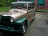 Willys Station Wagon