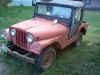 1959 Willys CJ5 Jeep