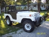 1966 CJ-5 Willys Jeep
