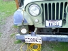 Jeep and Battle Lantern