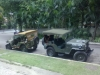 1962 Willys CJ-3B and 1942 Willys MB