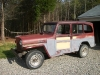 1962 Willys Jeep Wagon