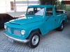 1970 Brazilian Pickup Jeep Luxo
