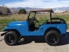 1962 CJ-5 Jeep Ready For Moab