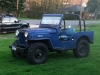 1960 Willys CJ-3B