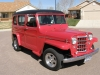 1951 Willys Overland 2x4 Wagon