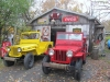 1946 CJ-2A and 1949 CJ-3A Willys Jeep