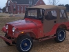 CJ-5 Willys Jeep