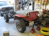 1953 CJ-3A Willys Jeep