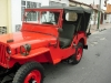 1948 Willys CJ-2A with custom grille
