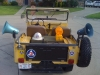 1966 CJ-5 Civil Defense Jeep