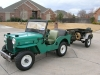 1962 Willys CJ-3B