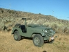1957 CJ-5 Willys Jeep