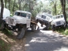 Mike's Willys Truck, Kaiser Truck, and Willys CJ-2A