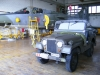 1967 M38A1 Jeep and Mirage III RS