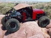 Willys Jeep rock crawler