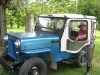 Willys Jeep CJ-3B (CJ-4 Mahindra Variant)