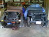 1947 & 1948 Willys CJ-2A