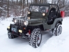 1951 Willys CJ-3A Jeep