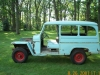 1957 4x4 Willys Station Wagon