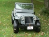 1953 Navy Willys Jeep CJ-3A