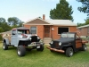 1947 and 1949 Willys Trucks