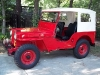 1949 CJ2A Willys Overland Jeep