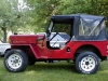 1961 Willys CJ-3B