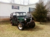 1954 Willys CJ-B