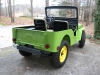 1948 CJ-2A Willys Jeep