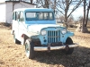1963 Willys Utility Wagon