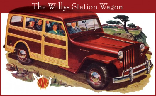 The Willys Station Wagon