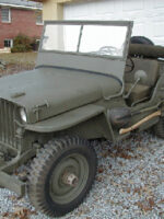 "1942 ""Auburn"" MB Jeep - Earliest Known Civilian Jeep Test"
