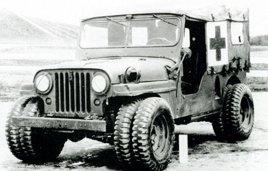 XM170 Willys MB