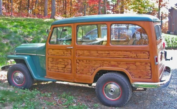 KaiserWillys of the Week: Jane's 1958 Willys Station Wagon