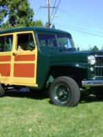 Gary Holme's 1955 Willys Station Wagon
