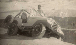 Andy Watford-Willys 1975 CJ-5