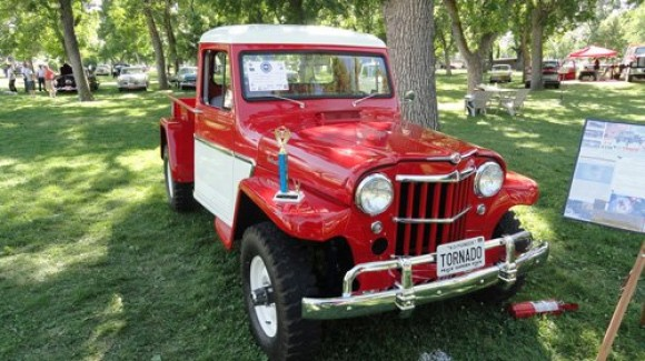 Todd Swenson's 1962 OHC Willys Pickup