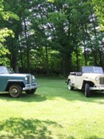 Barry Evans Willys Jeepsters