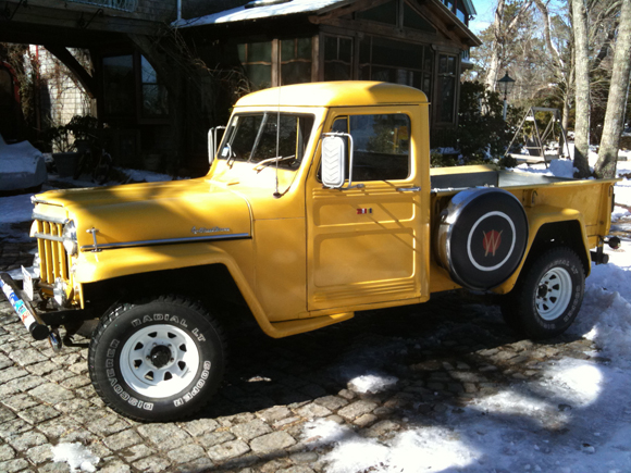 Richard H. Koehler's 1956 Willys Truck