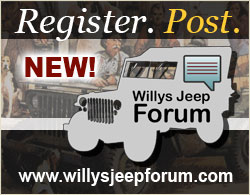 Willys Jeep Forum