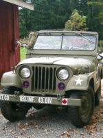 Mathew Karosi's 1953 Willys M38A1 Jeep