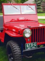 Mike Gibson's 1947 Willys CJ-2A