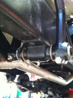 Willys CJ-3A Brake Clutch Linkage Assembly