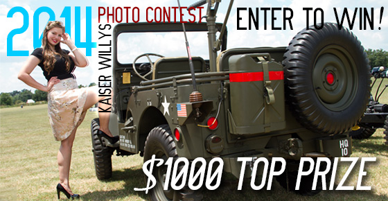 Kaiser Willys Photo Contest
