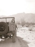 Sean Cooley's 1944 Willys MB