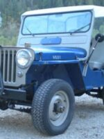 Jay Bernhardt's 1949 Willys CJ-3A