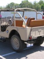 Donald Lyon's 1962 Willys CJ-5