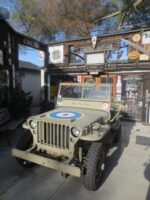 Saul A. Marquez 1941 Willys (Military Composite)